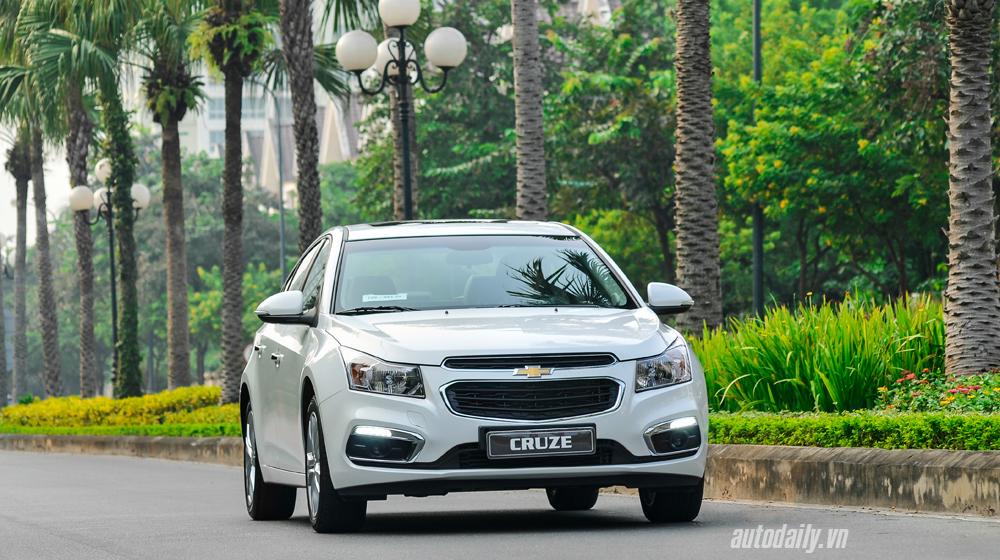 Chevrolet Cruze LTZ 2015