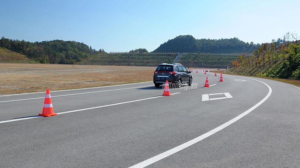 Honda BR-V crossover