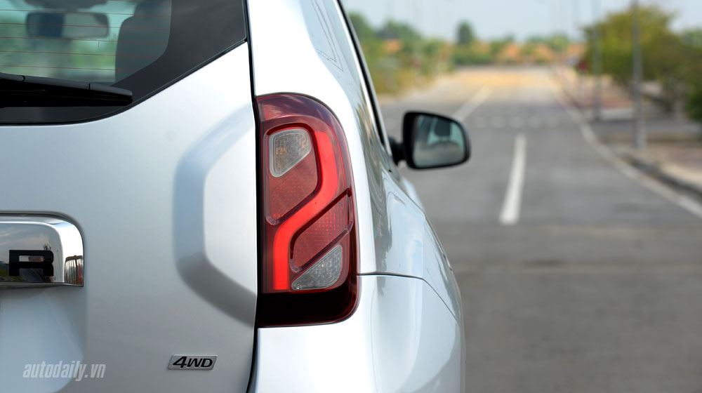 Ảnh chi tiết Renault Duster SUV