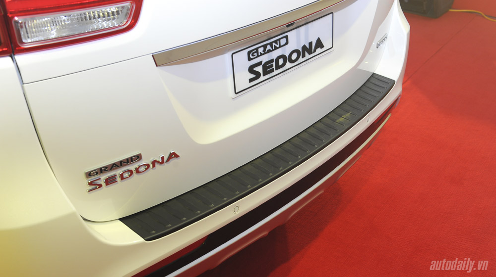 Kia Grand Sedona