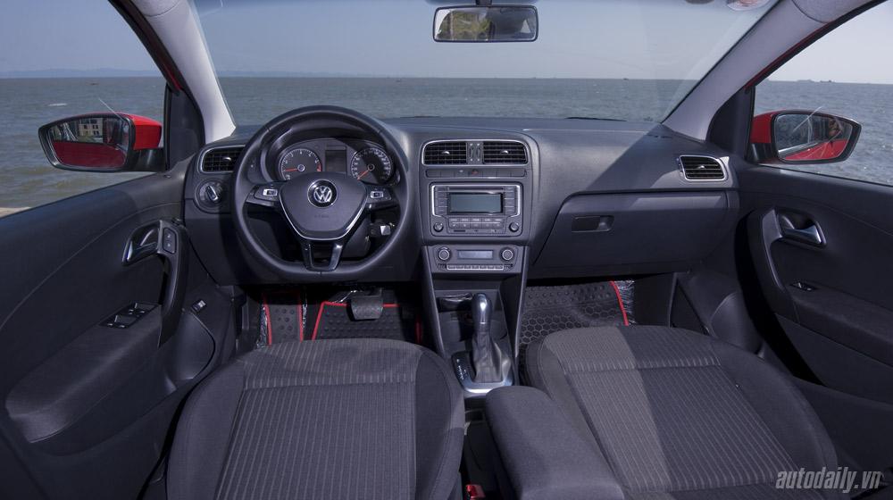 Volksawgen Polo Sedan trip