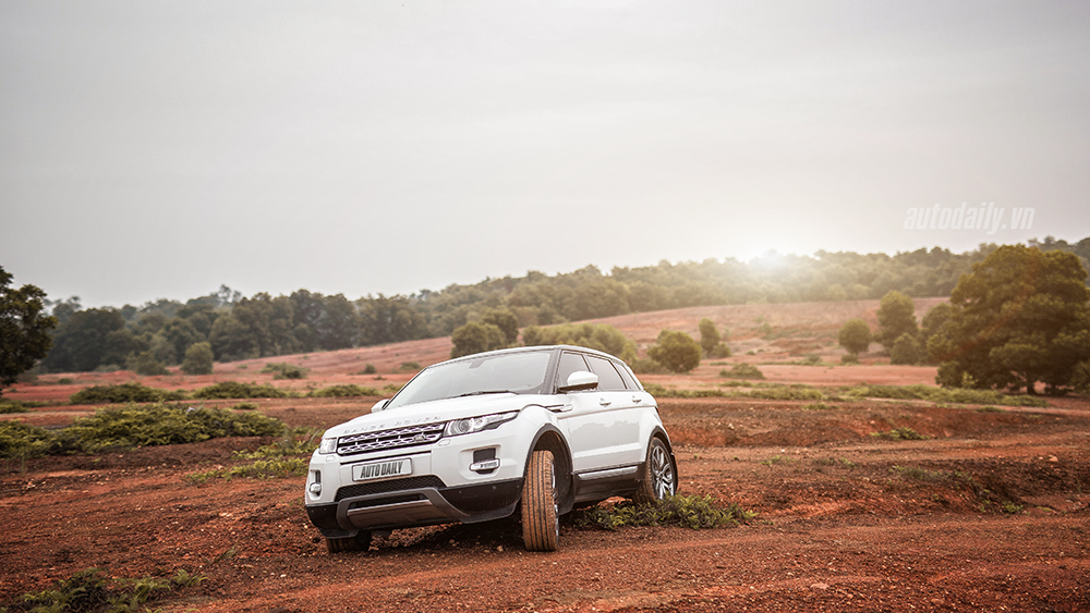 Land Rover Evoque 2.0L 2015