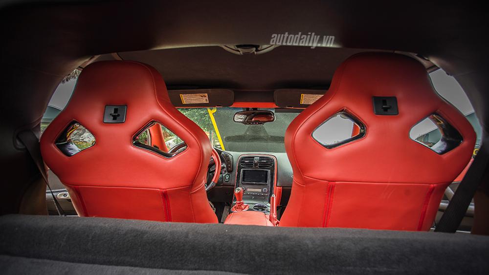 Ảnh chi tiết Chevrolet Corvette C6 2009