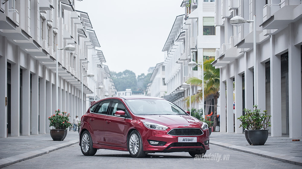 Ford Focus 1.5L EcoBoost Hatchback 2015