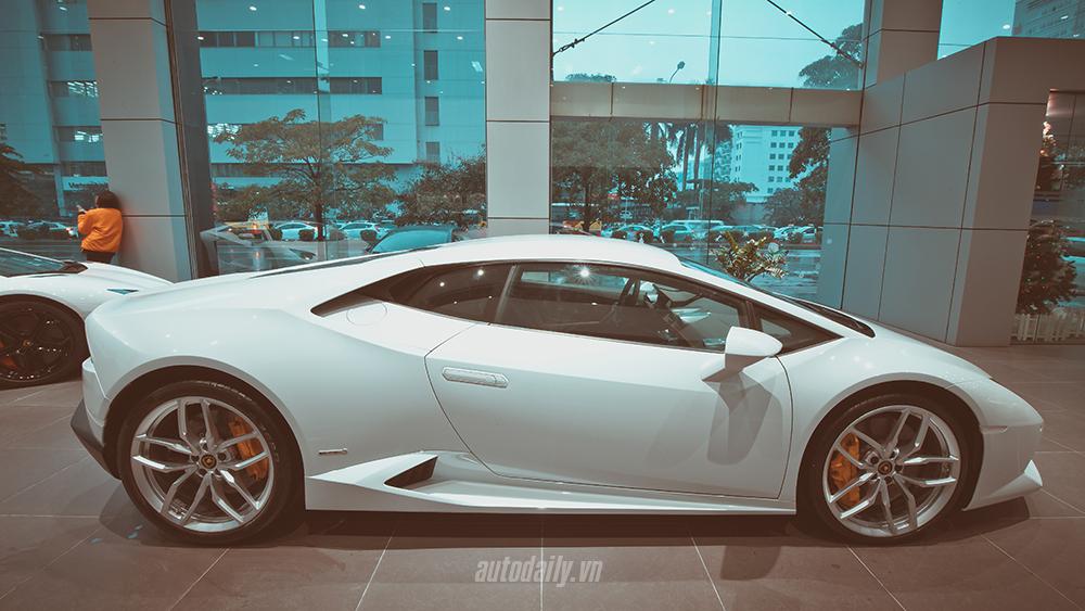 Lamborghini Huracan chính hãng thứ hai tại Hà Nội