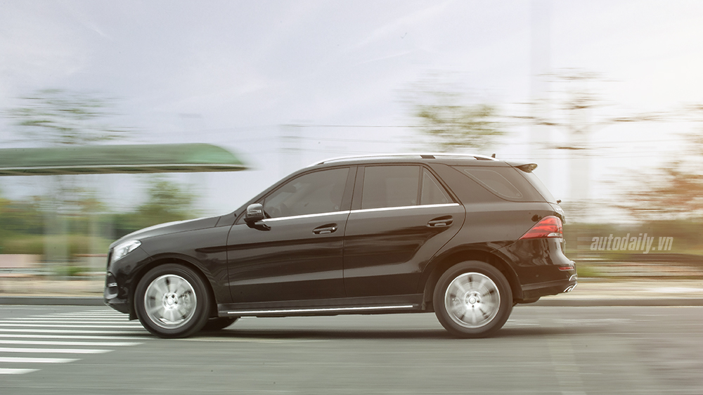 Đánh giá Mercedes-Benz GLE 400 4Matic Exclusive