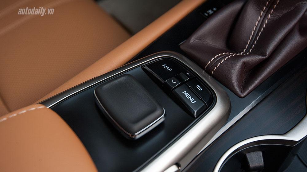 Lexus RX350 và RX200t 2016