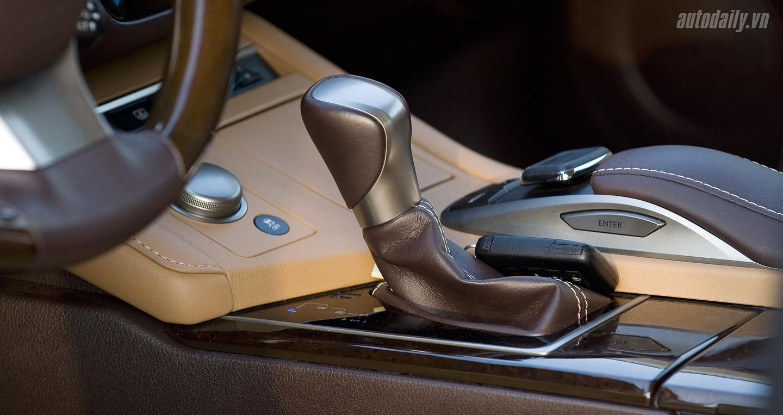 Ảnh chi tiết Lexus ES350 2016