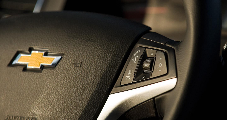 Chevrolet Captiva Revv 2016