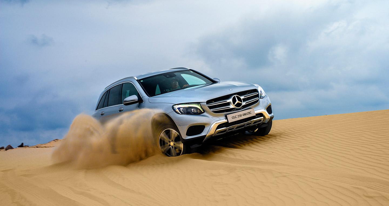Ảnh chi tiết Mercedes-Benz GLC
